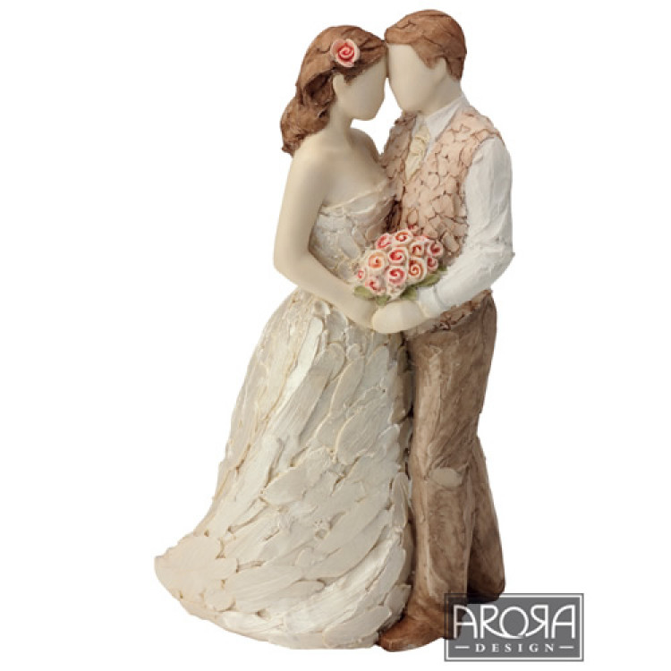 wedding figurines for cakes more than words and friendship figurine celebration 9457
