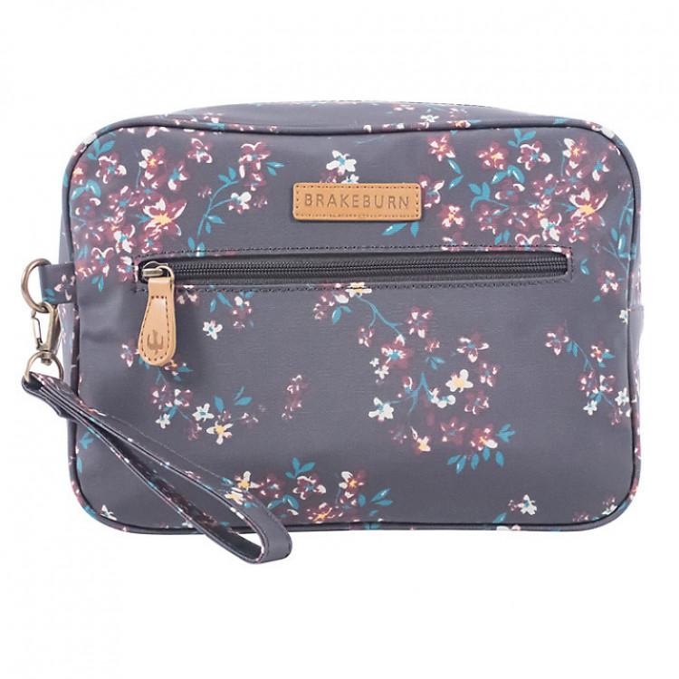 634817ab8b81 Brakeburn Blossom Large Wash Bag Black - BBLBAG001252F16