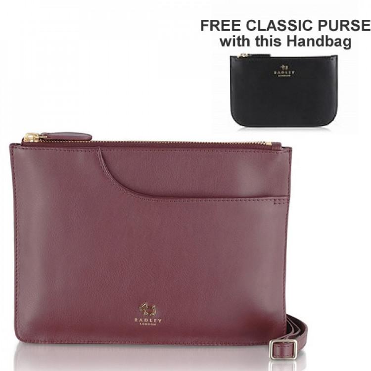 e3b0ca71382c Radley Pockets Medium Zip-Top Cross Body Bag