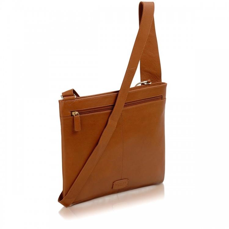 05fbe2ff1a Radley Pocket Bag Leather Large Zip-Top Cross Body Bag