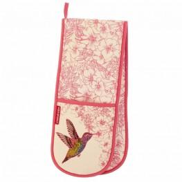 Ulster Weavers Eden Project Hummingbird Double Oven Glove