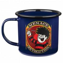 Beano Enamel Mug Revolution