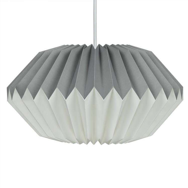 Cumulus Concrete Grey Lamp Shade